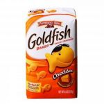 Pepperidge Farm Cheddar Goldfish Crackers - 187g